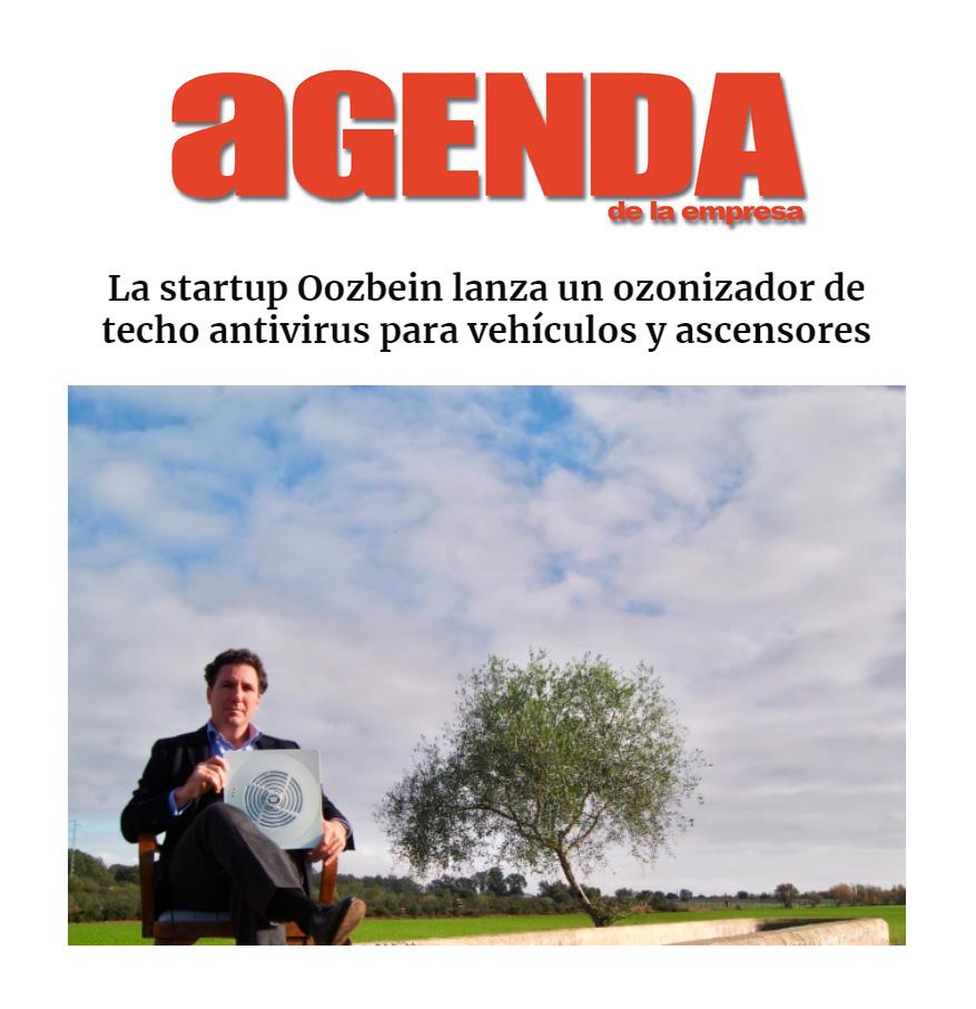 Oozbein - Agenda de la empresa