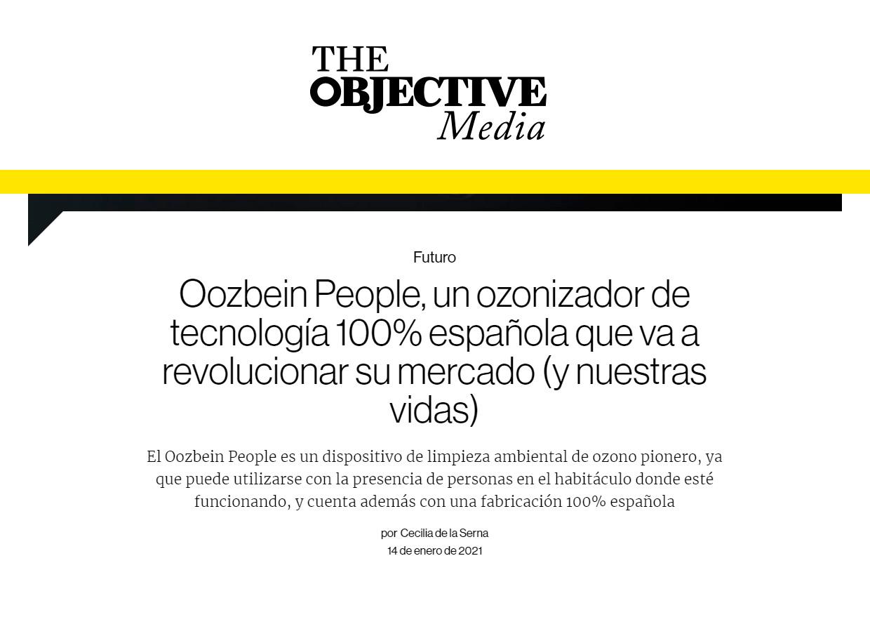 Oozbein The Objective